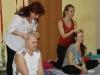 Фестиваль массажа, Омск, 2016г, тибетский массаж, 2