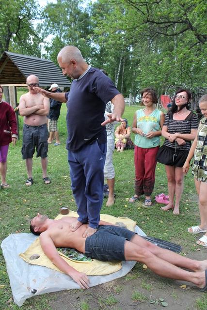 Сергей Гудков - лежу на стёклах