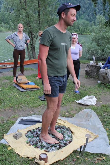 Сергей Гудков - стою на стёклах